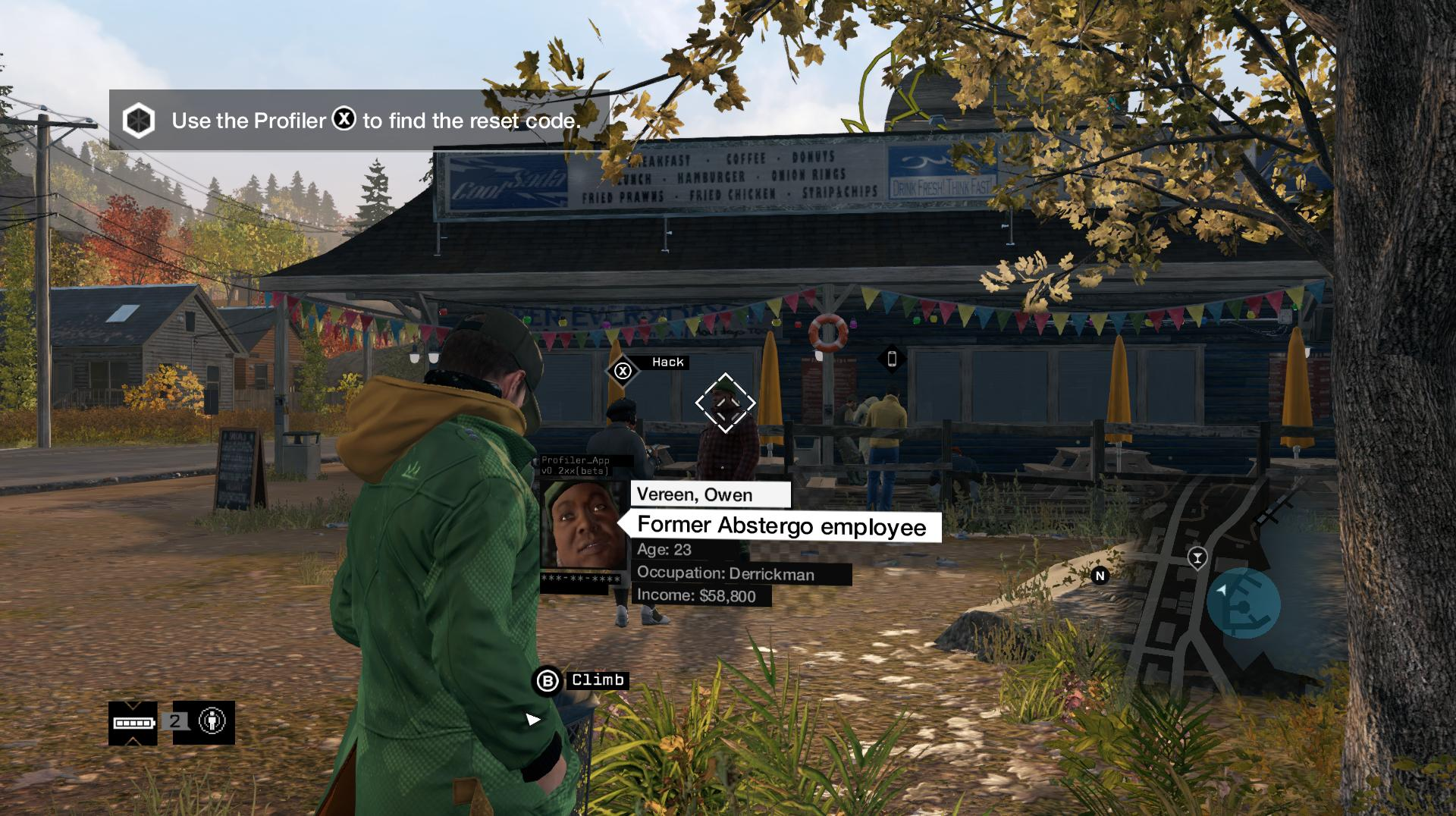 Random Time! Watch Dogs Easter Egg deutet auf Assassin's Creed Connection
