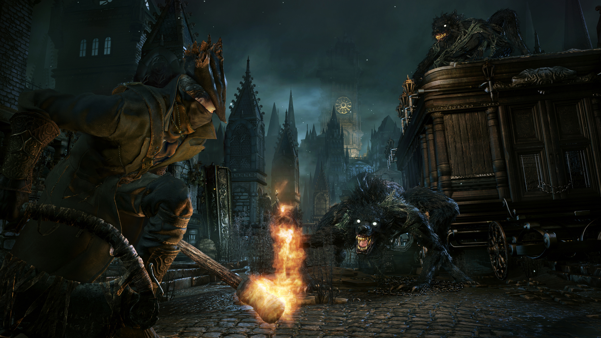 Gamescom 2014: Bloodborne Trailer