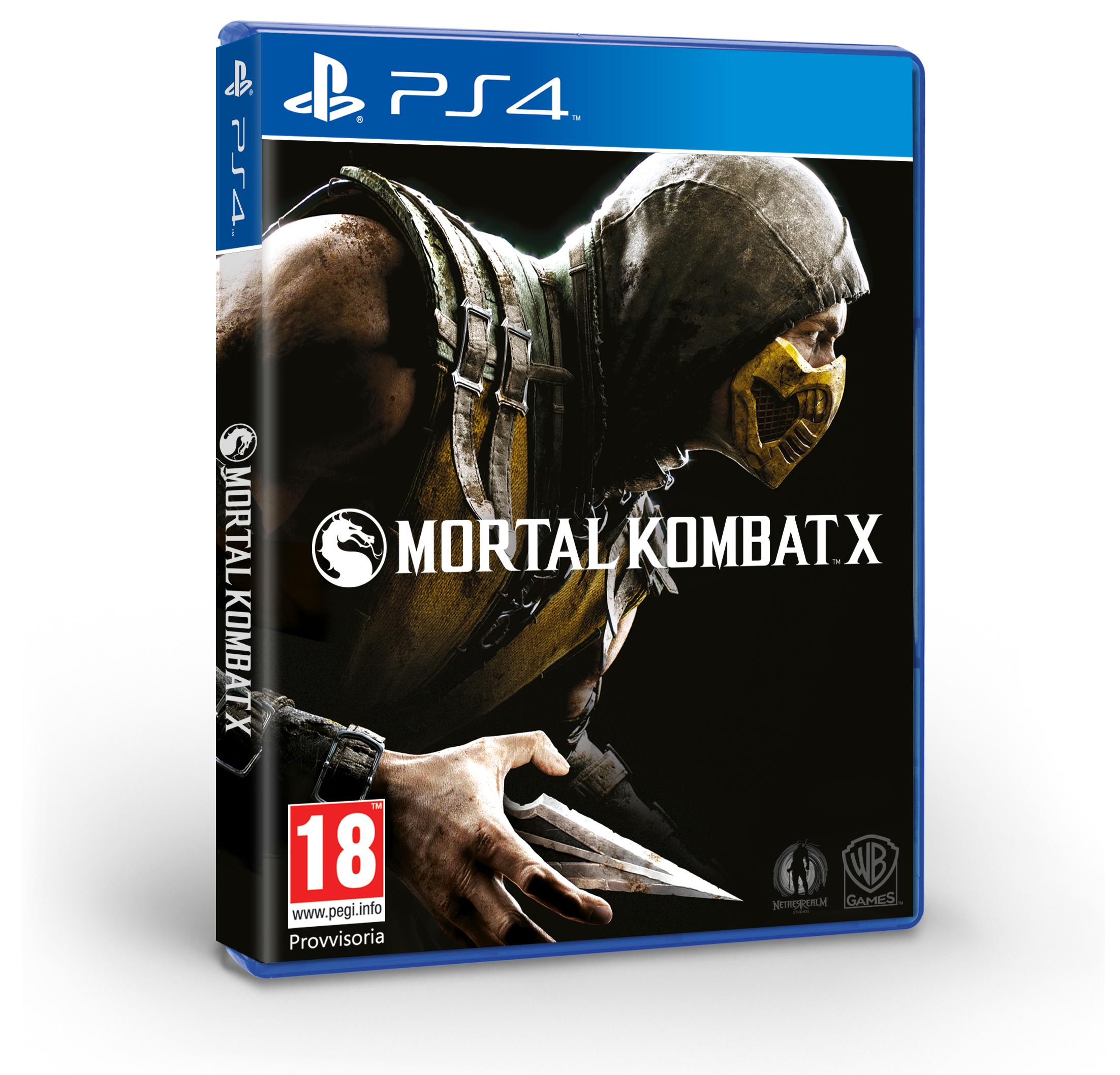 Mortal Kombat X Kano Enthüllungs-Trailer