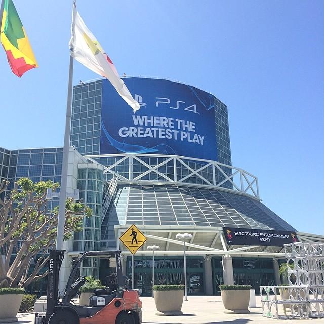 Random Time! So sieht der Eingang der E3 in diesem Jahr aus
