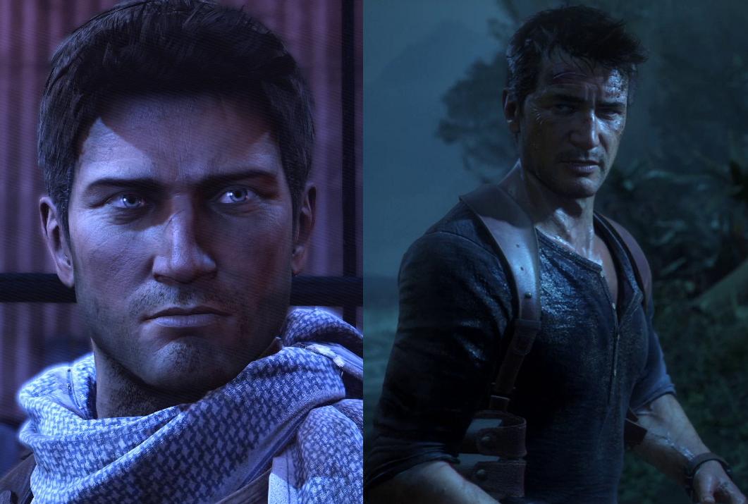 Nathan Drake hat sich in Uncharted 4 ganz schön verändert