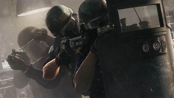 40 Minuten Gameplay-Video zu Rainbow Six Siege