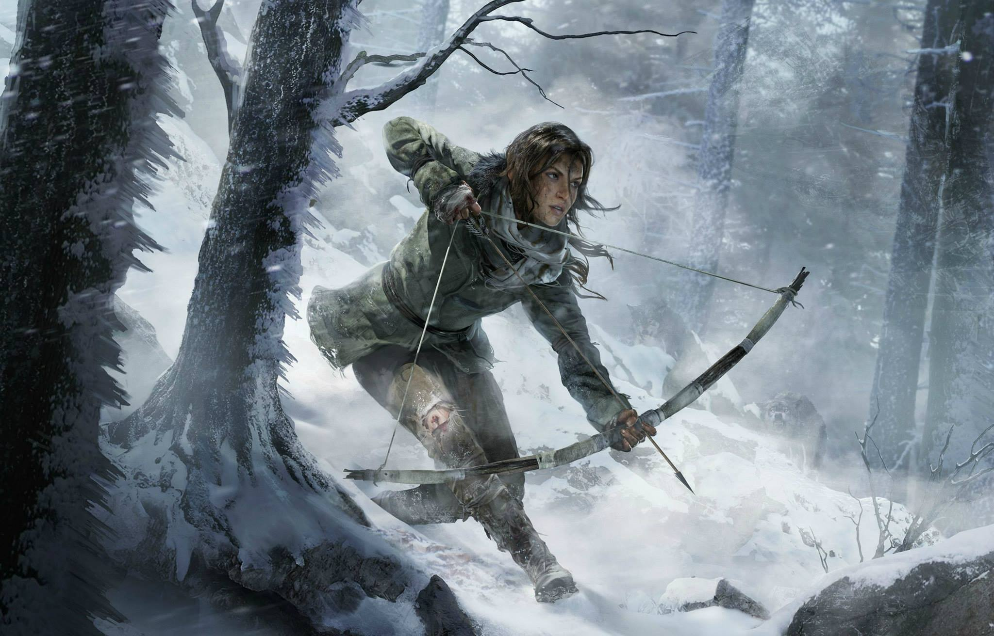 Rise of the Tomb Raider: Microsoft nur Publisher der Xbox One Version