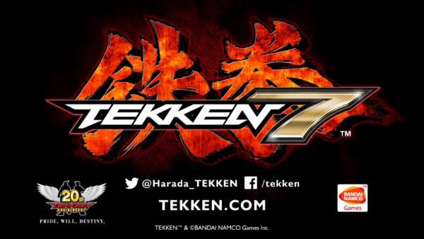 Tekken 7 Ankündigung am 7. Juli 2015?