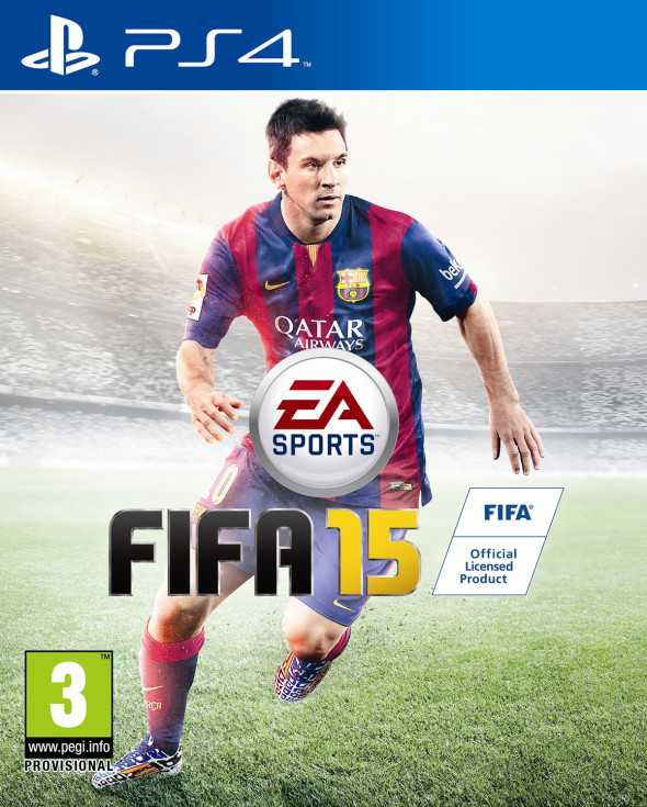 PS4 FIFA 15 Bundle ab sofort bei Amazon