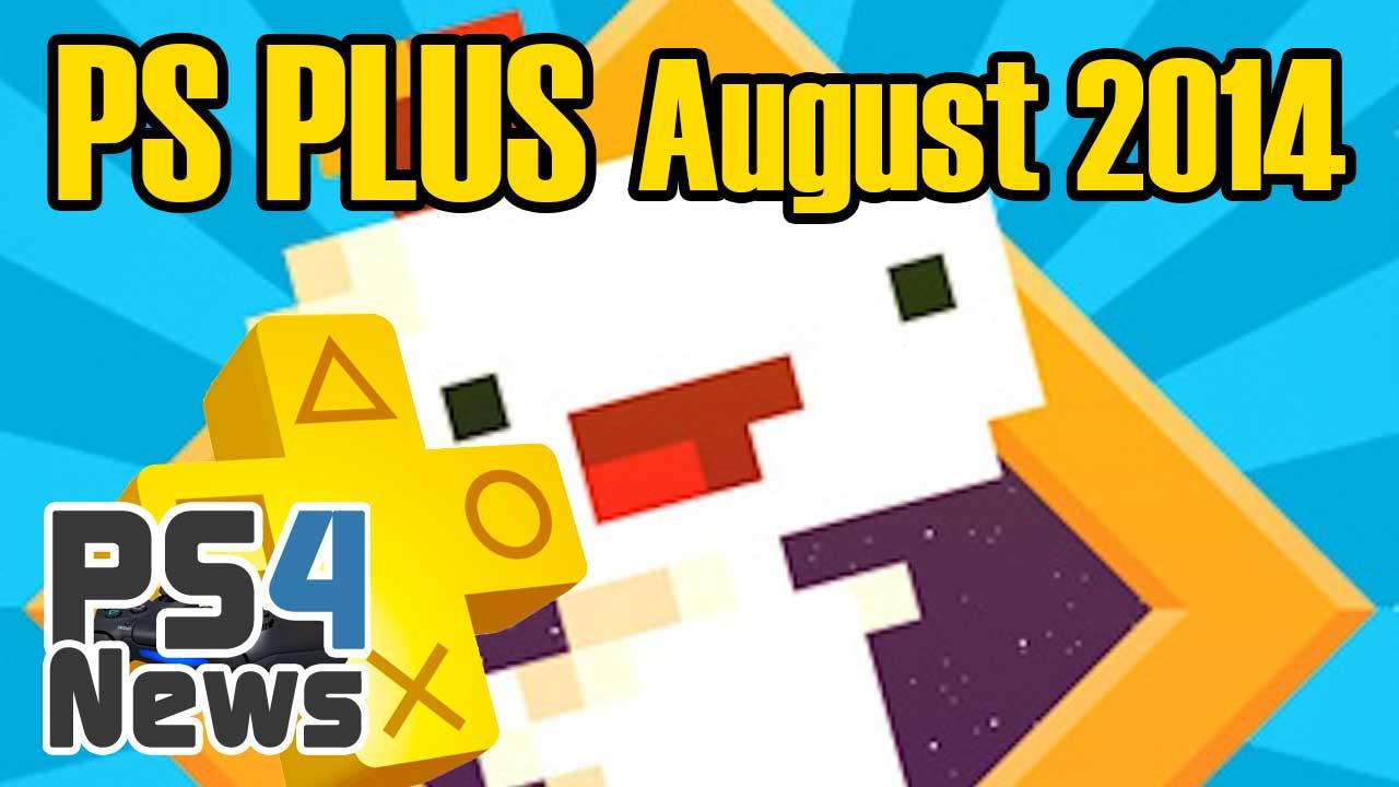 PlayStation Plus Spiele für August 2014 und EA Access