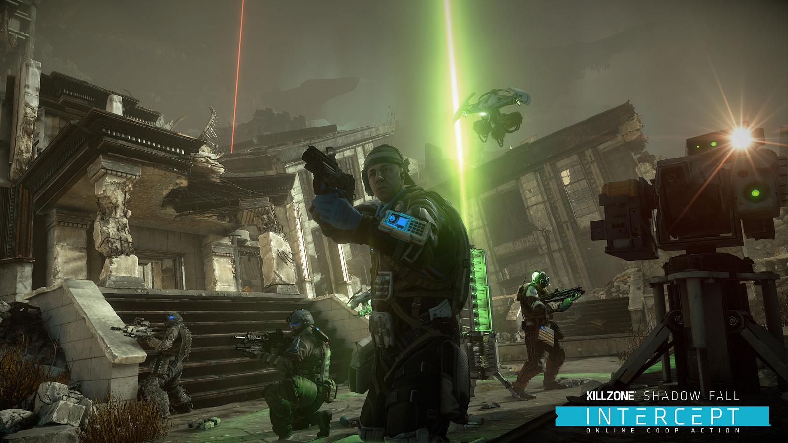 """Killzone Shadow Fall Koop-DLC """"Intercept"""" wird als eigenständige Version erscheinen"""
