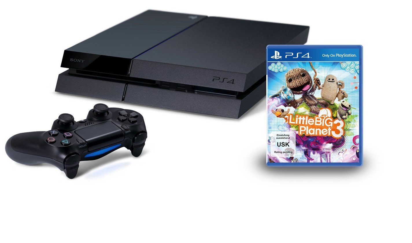 LittleBigPlanet 3 PS4 Bundle kommt