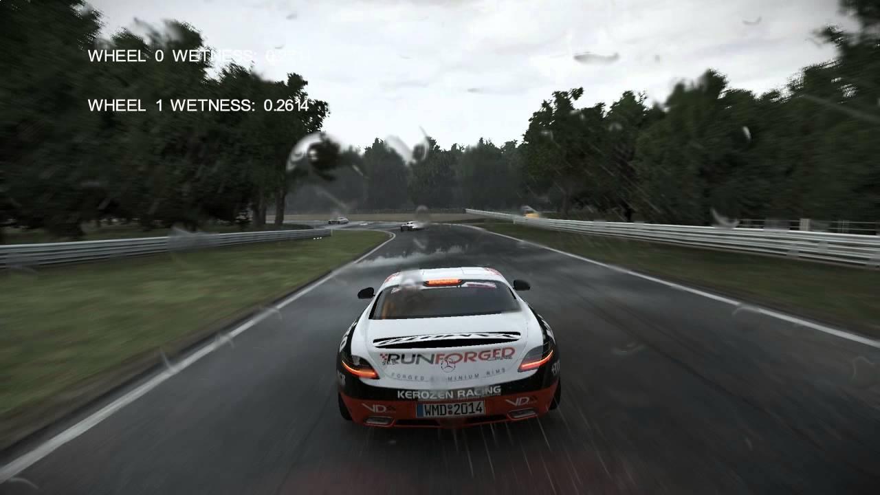 Das Wettersystem von Project CARS im Video vorgestellt
