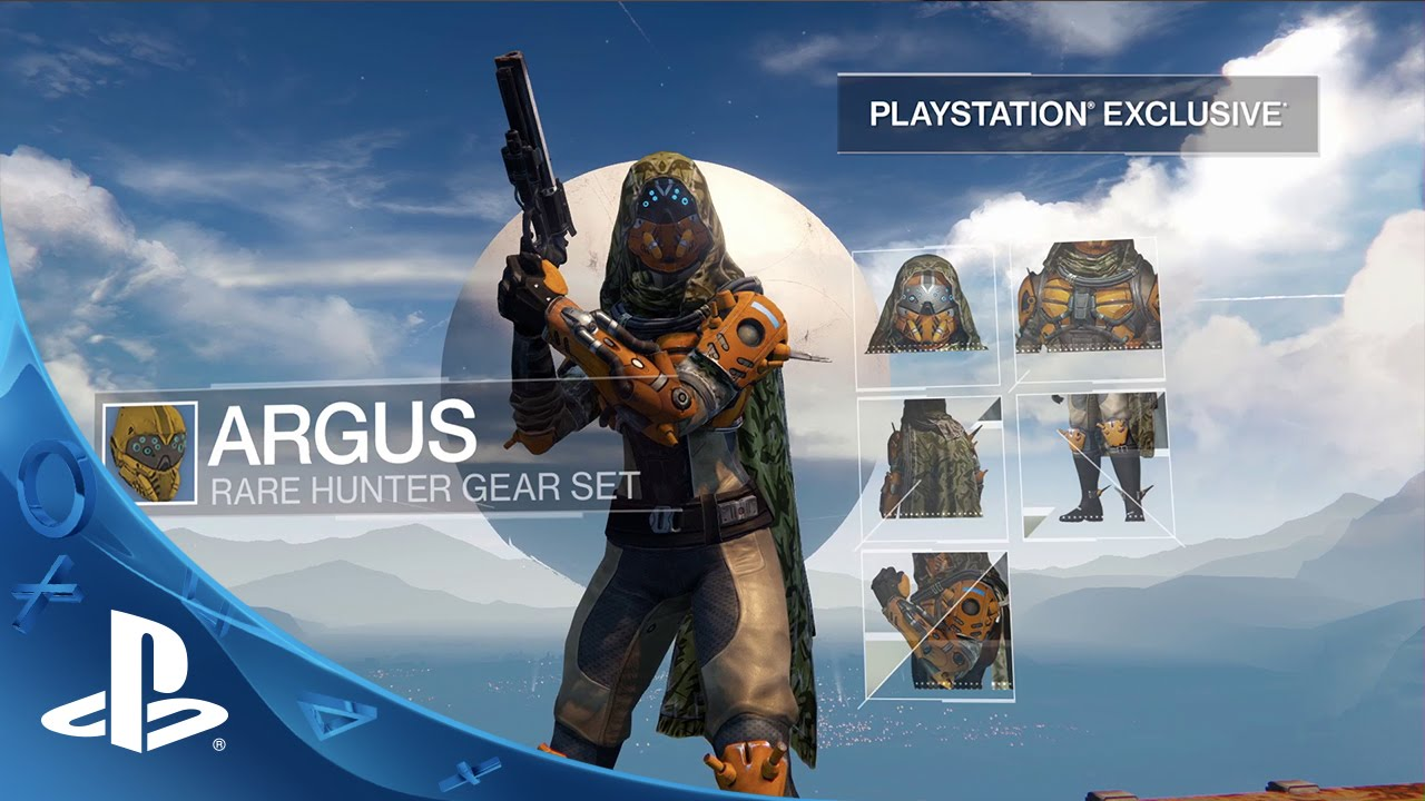 Destiny Trailer zum PlayStation exklusiven Content
