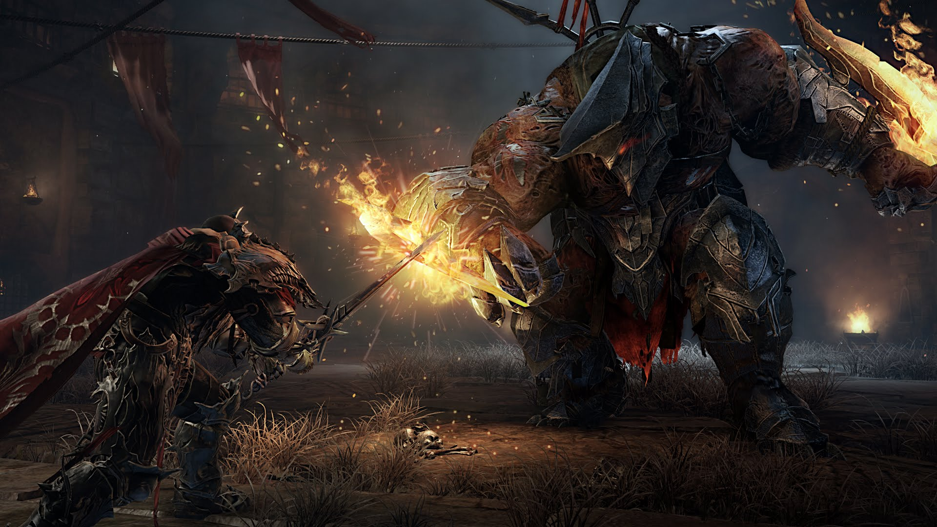 Gamescom 2014: Lords of the Fallen extended Gameplay