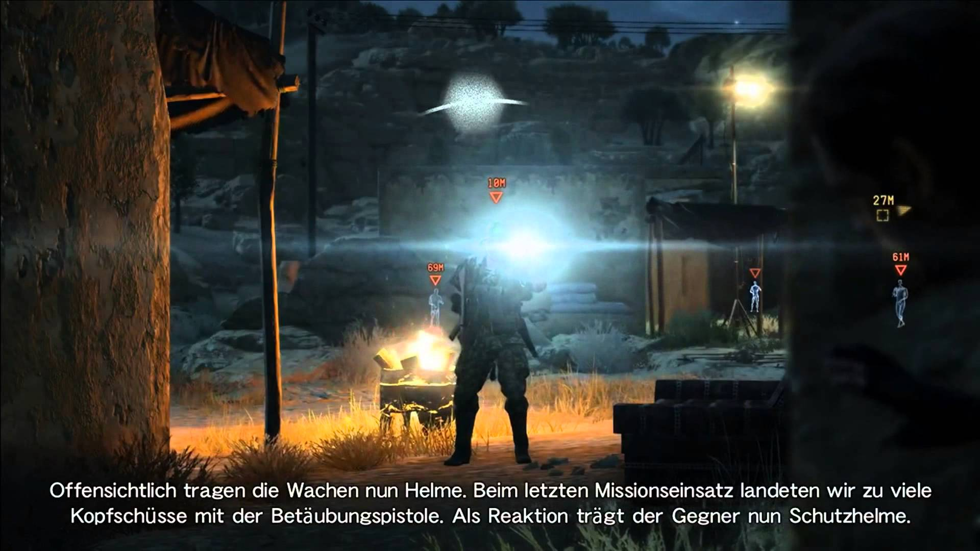 Gamescom 2014: Metal Gear Solid 5 The Phantom Pain zweiter Trailer
