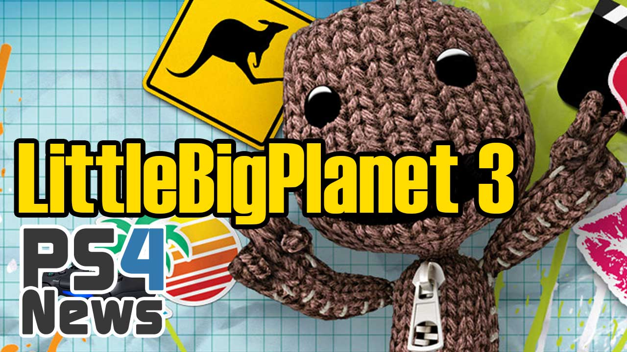 LittleBigPlanet 3 kommt am 19. November