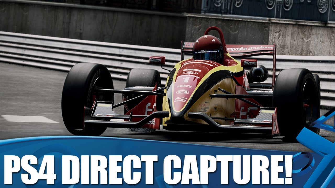 Project CARS PS4 Gameplay