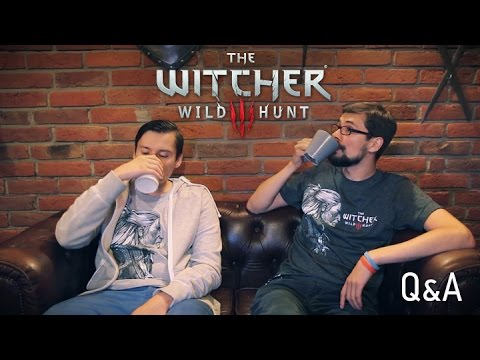 The Witcher 3 Wild Hunt Q&A mit den Entwicklern