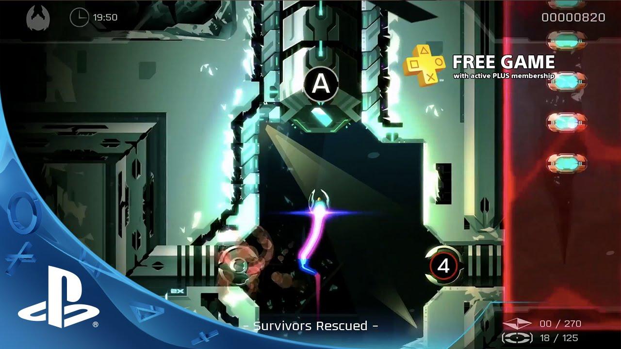 Trailer zu den kommenden PS Plus Spielen
