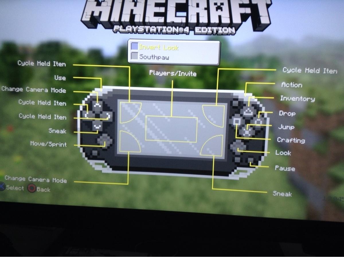 So steuert sich Minecraft per Remote-Play auf der PS Vita