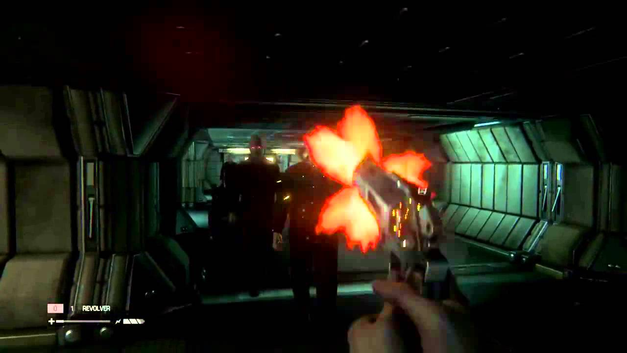Alien Isolation Crowd Control Trailer