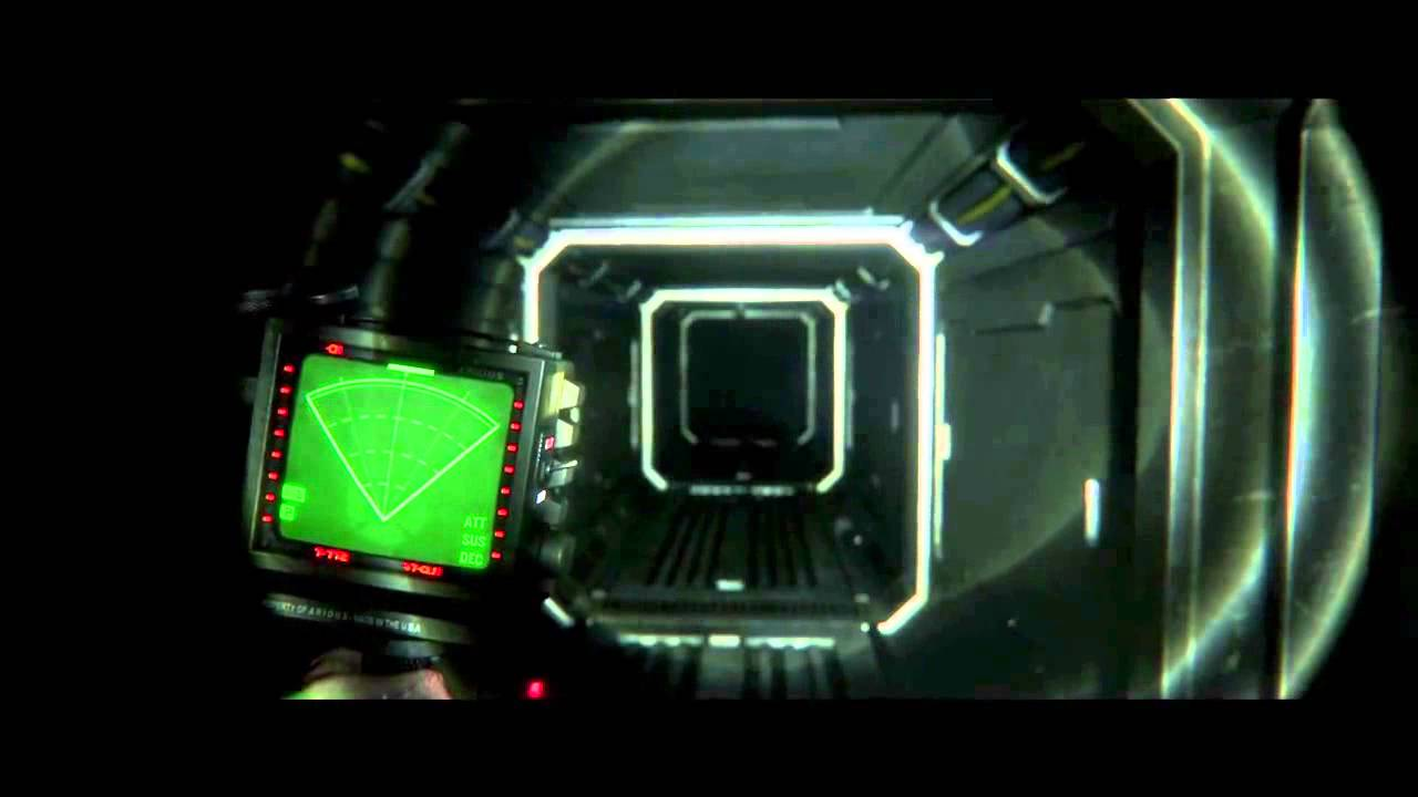 Alien Isolation im Video Preview
