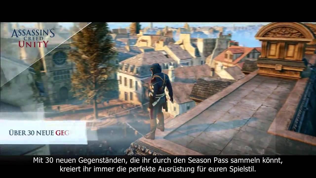 Assassin's Creed Unity: 1080p auf PS4 scheinbar nicht möglich