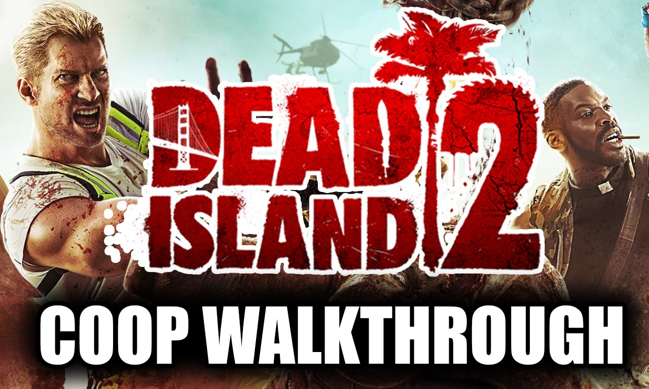 Dead Island 2 Koop-Gameplay