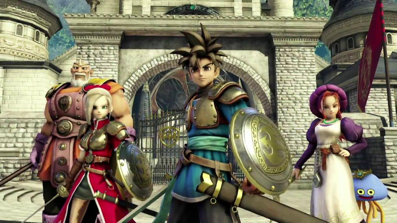 Dragon Quest X könnte auch für die PlayStation 4 kommen