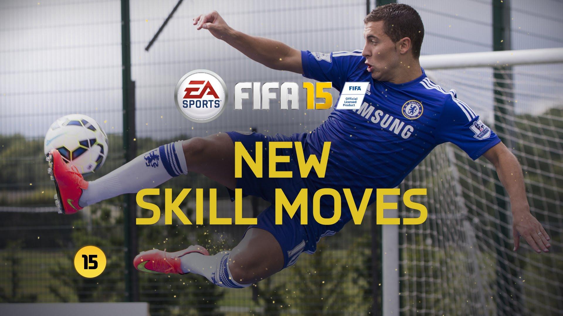 FIFA 15 Patch für die PS4 Version veröffentlicht