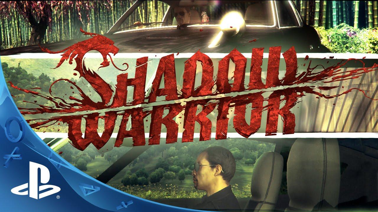 Frischer Gameplay-Trailer zu Shadow Warrior