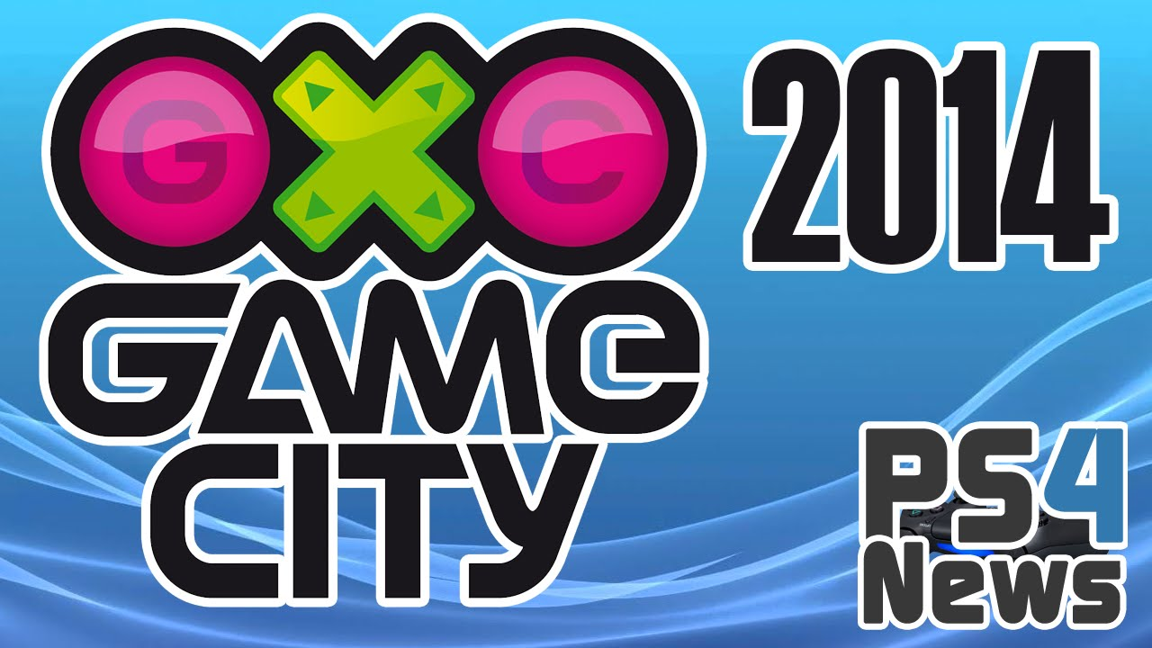 Game City 2014 mit Bloodborne LittleBigPlanet 3 uvm.