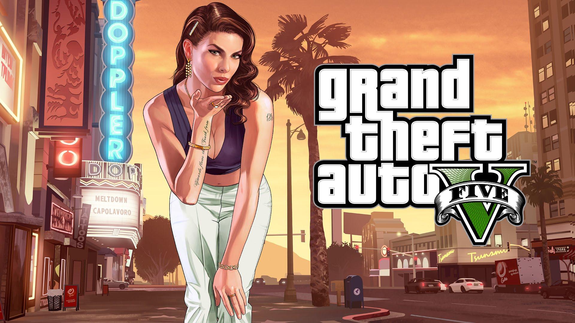 GTA 5 erscheint am 18. November für PlayStation 4