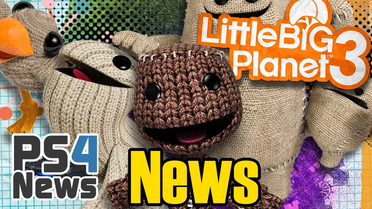 LittleBigPlanet 3 Neuheiten im Editor im Video vorgestellt