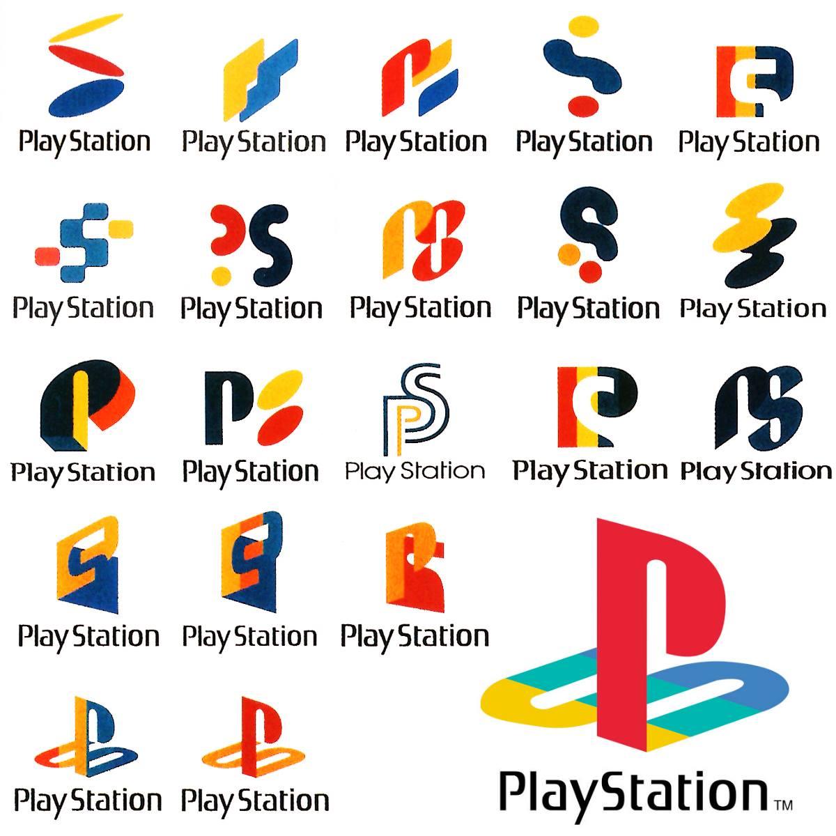 Random Time! So hat sich das PlayStation Logo entwickelt