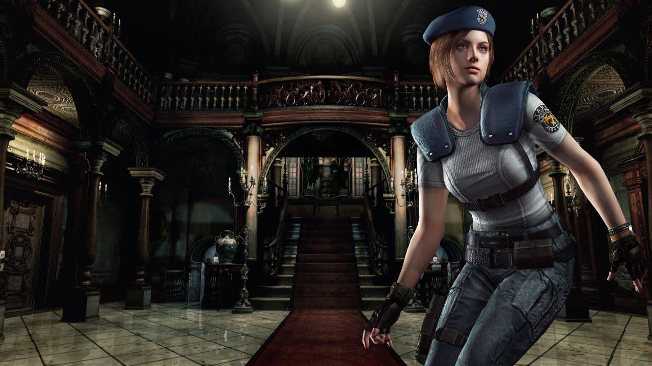 Resident Evil – HD Remake im Trailer vorgestellt