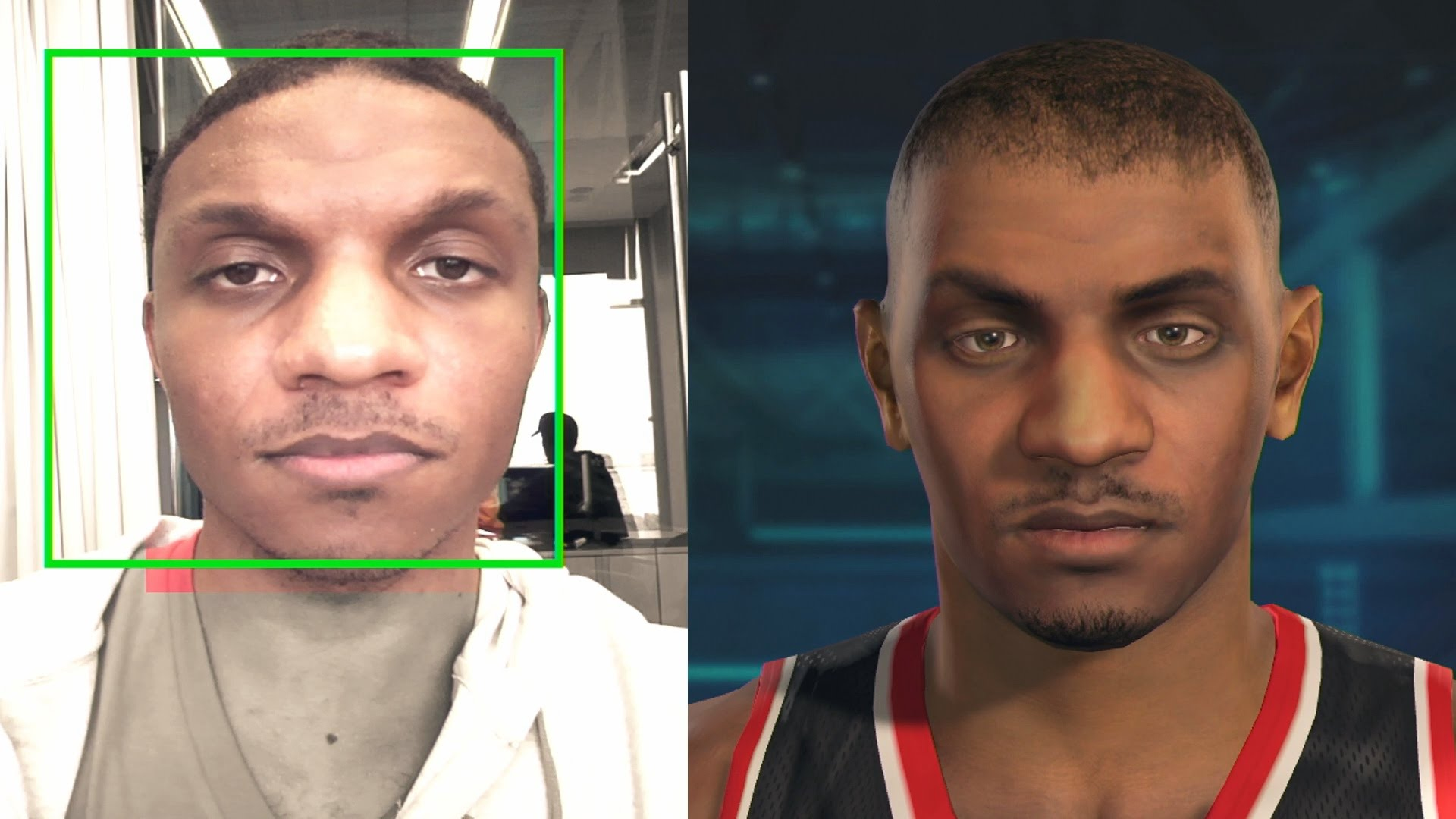 So funktioniert der Face Scan in NBA 2K15