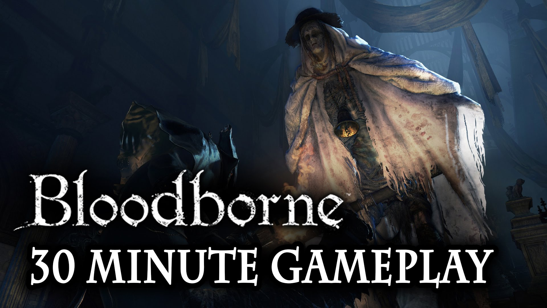 TGS 2014: 30 Minuten Gameplay zu Bloodborne