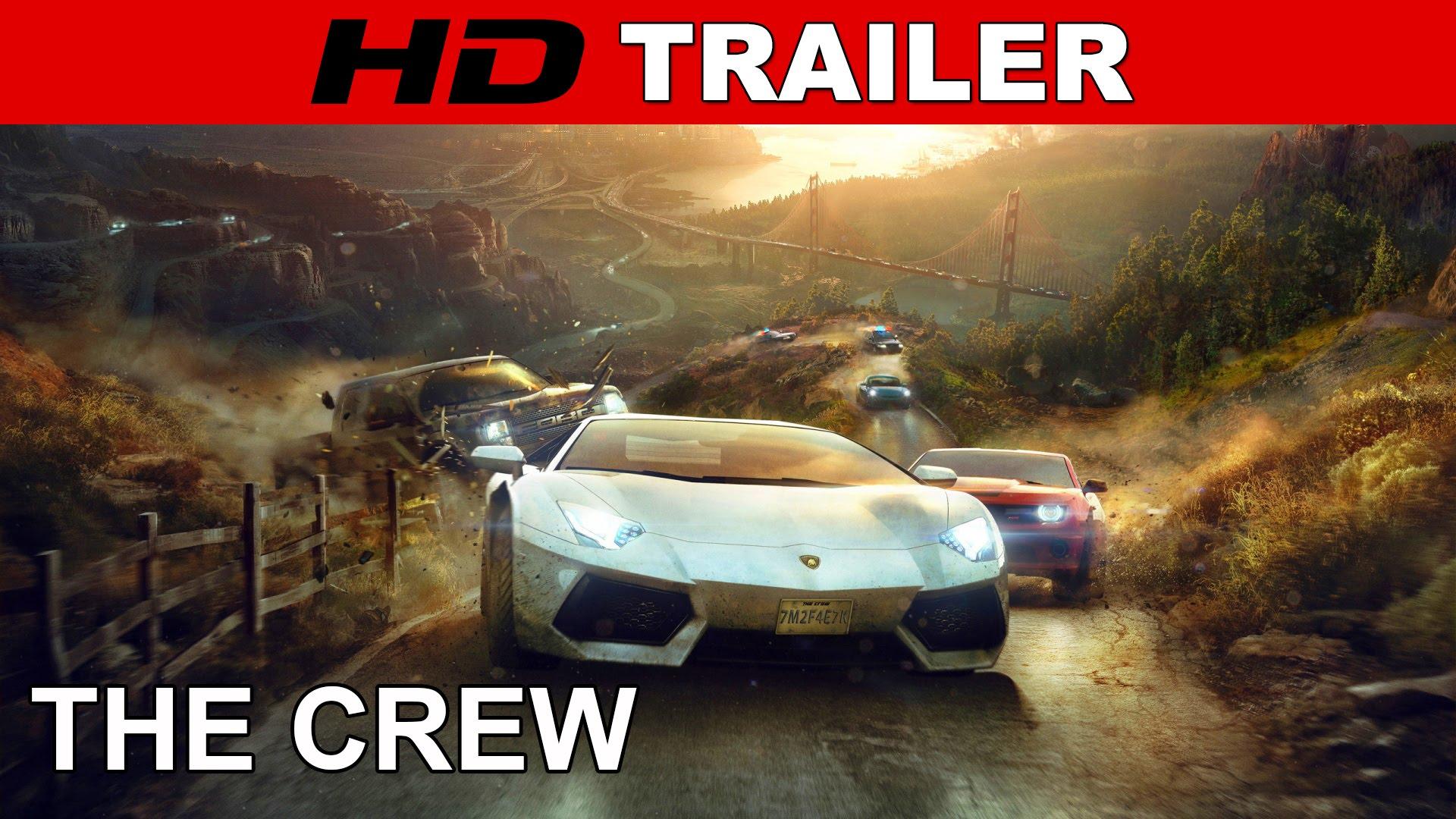 The Crew Trailer präsentiert die sozialen Aspekte des Racers