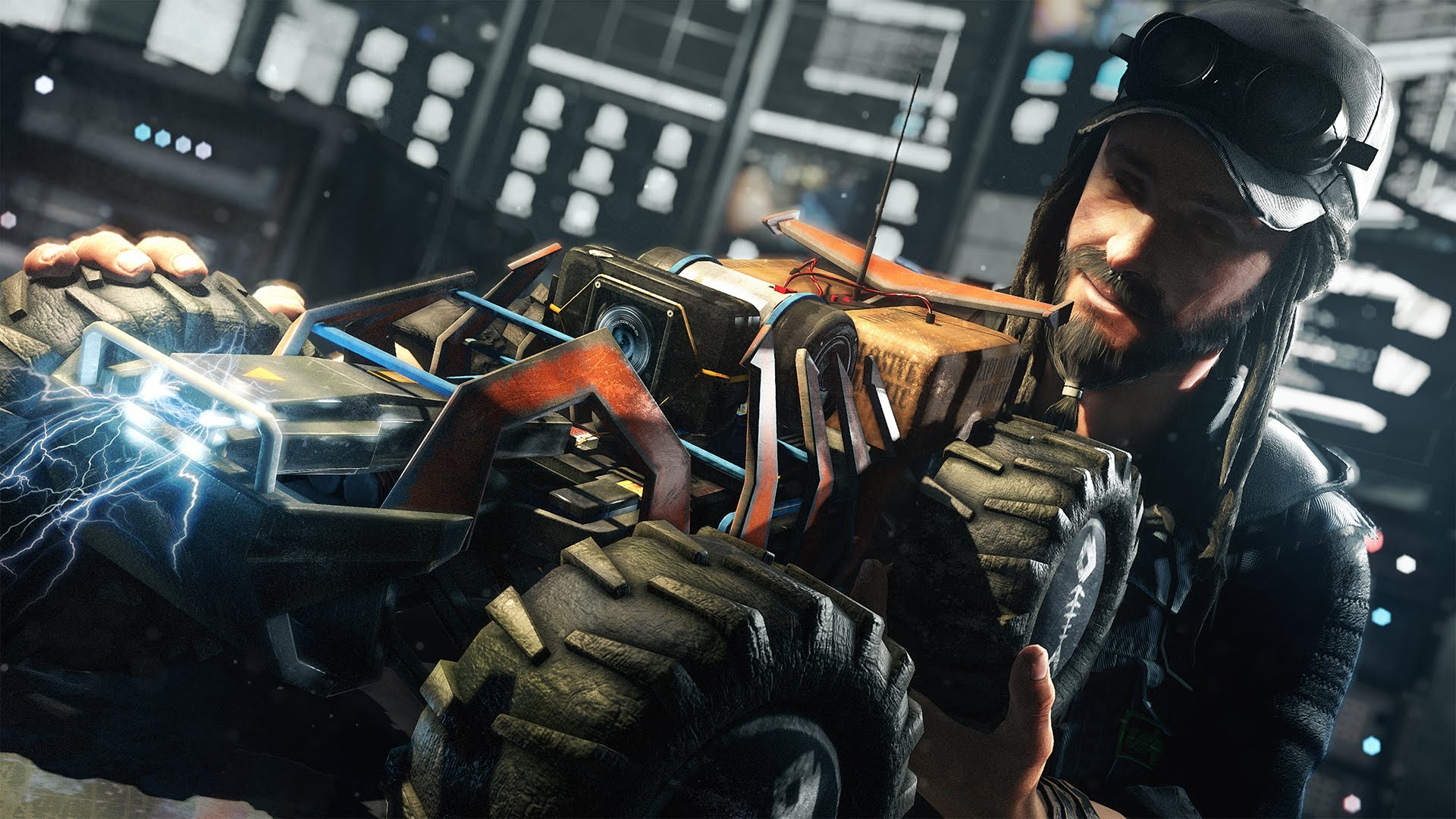 "Watch Dogs ""Bad Blood""-DLC Gameplay Video"