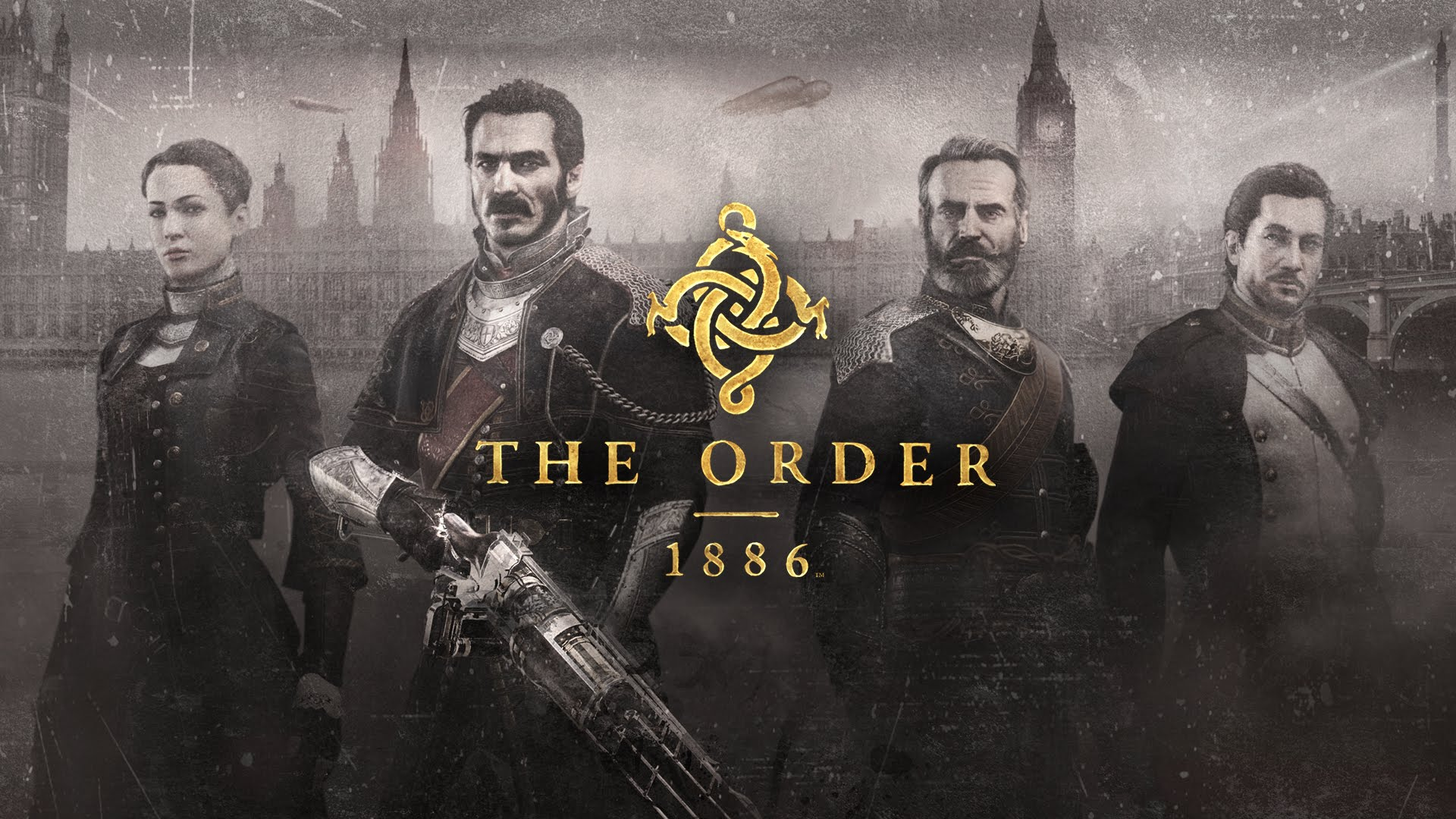 11 Minuten Off-Screen Gameplay zu The Order 1886