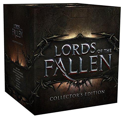 So sieht die Limited Collectors Edition von Lords of the Fallen aus