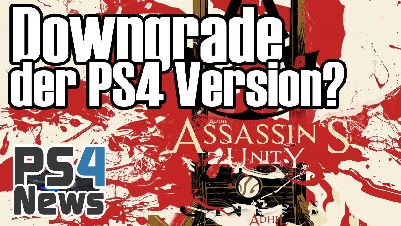 Assassins Creed Unity Auflösung sorgt für Aufregung