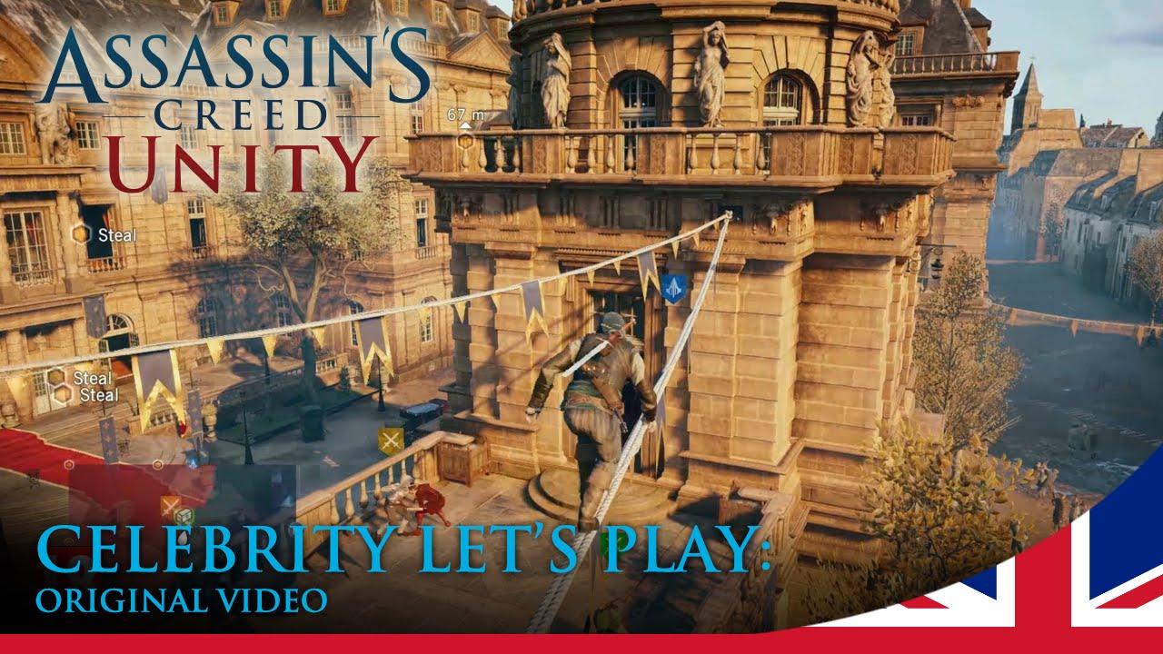 Assassin's Creed Unity Trailer mit Arnold Schwarzenegger und Morgan Freeman