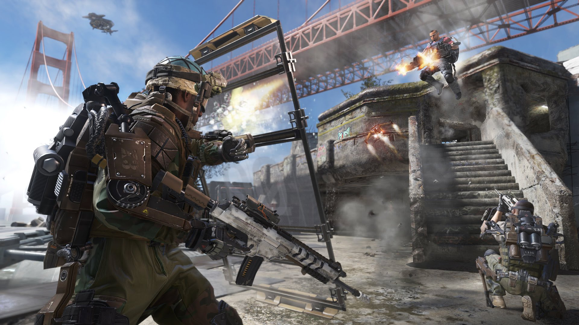 Call of Duty Advanced Warfare nach 5 Stunden zu Ende