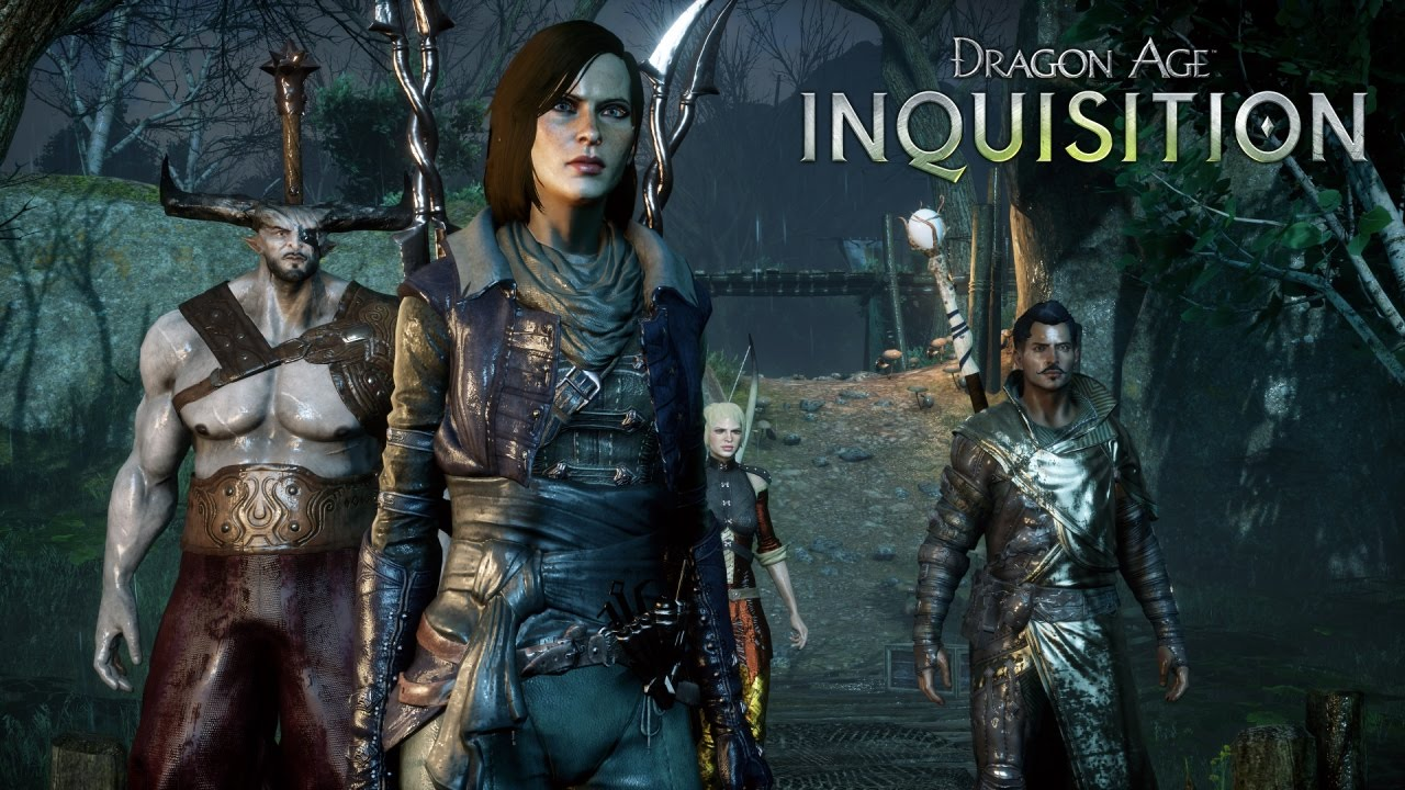 Dragon Age Inquisition Gameplay Trailer