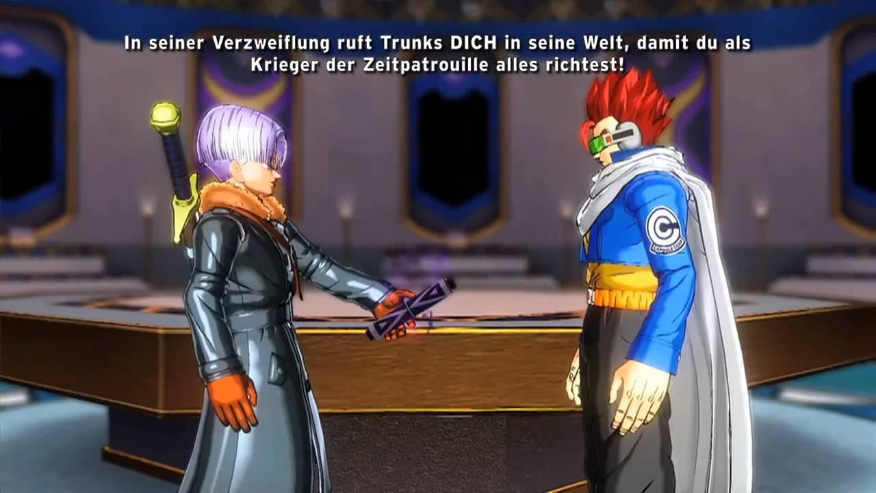 Dragon Ball Xenoverse erscheint am 13. Februar 2015