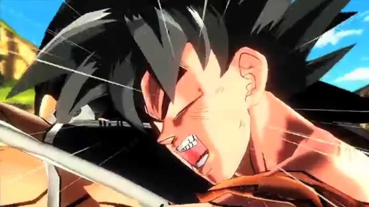 Dragon Ball Xenoverse im japanischen Trailer