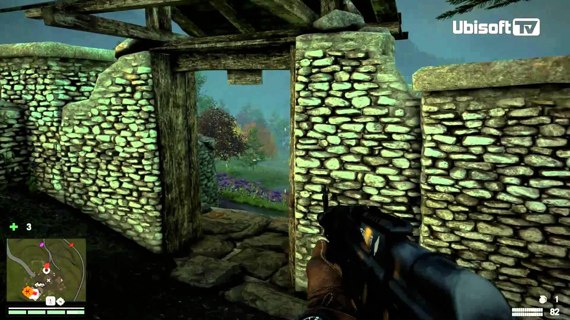 Far Cry 4: Ubisoft TV zeigt neues Gameplay und den Skilltree