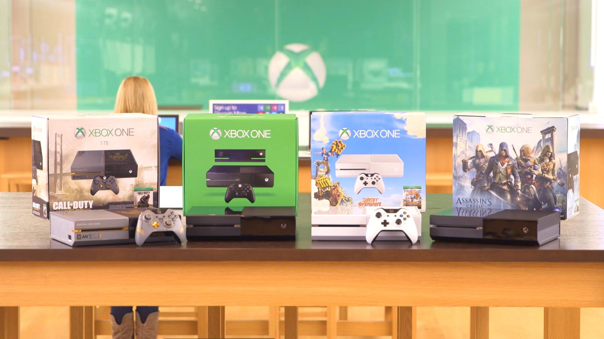 Microsoft senkt Preis der Xbox One über Weihnachten, zieht Sony nach?