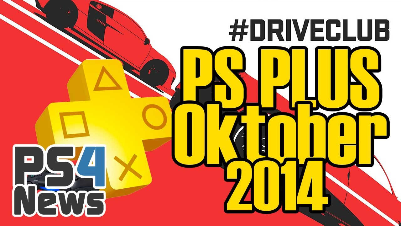 PlayStation Plus Neuheiten Oktober 2014