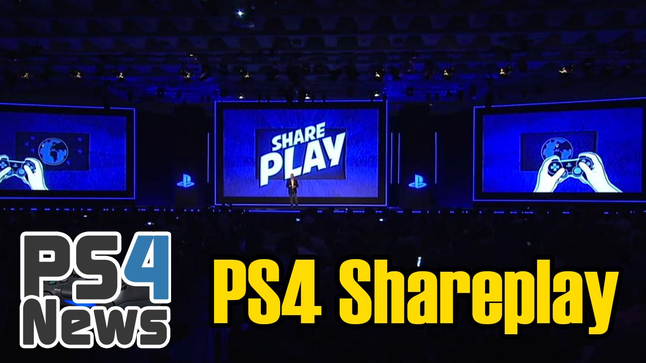 Neue Infos zu SharePlay und dem PS4 MP3 Player
