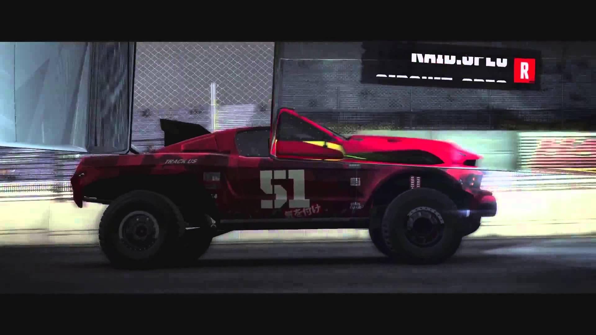 The Crew Trailer zeigt die Tuning-Möglichkeiten